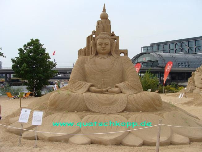 2009 Sandsation Blog Budda