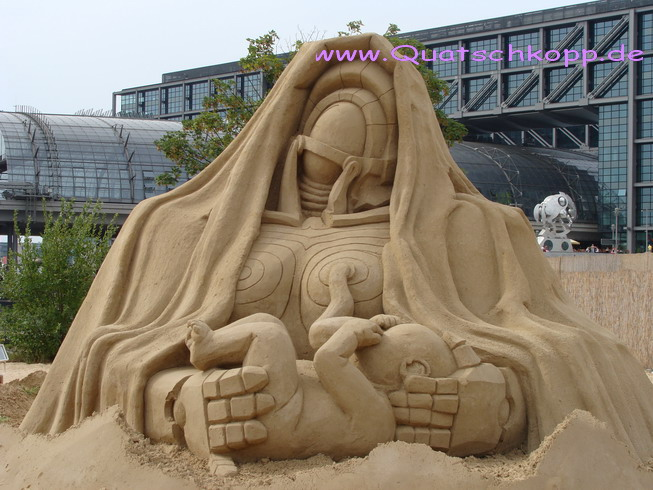 2009 Sandsation Blog Mutter