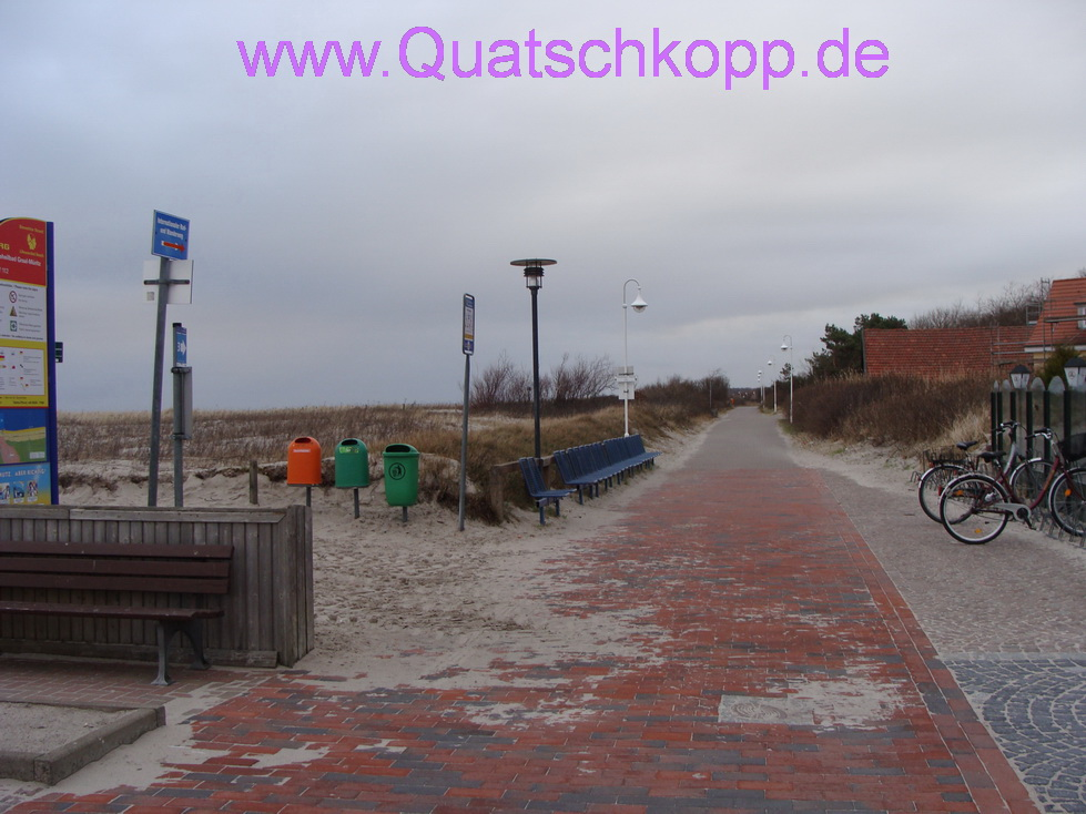 2014 Graal Müritz Ostsee Sturm Quatschkopp 03