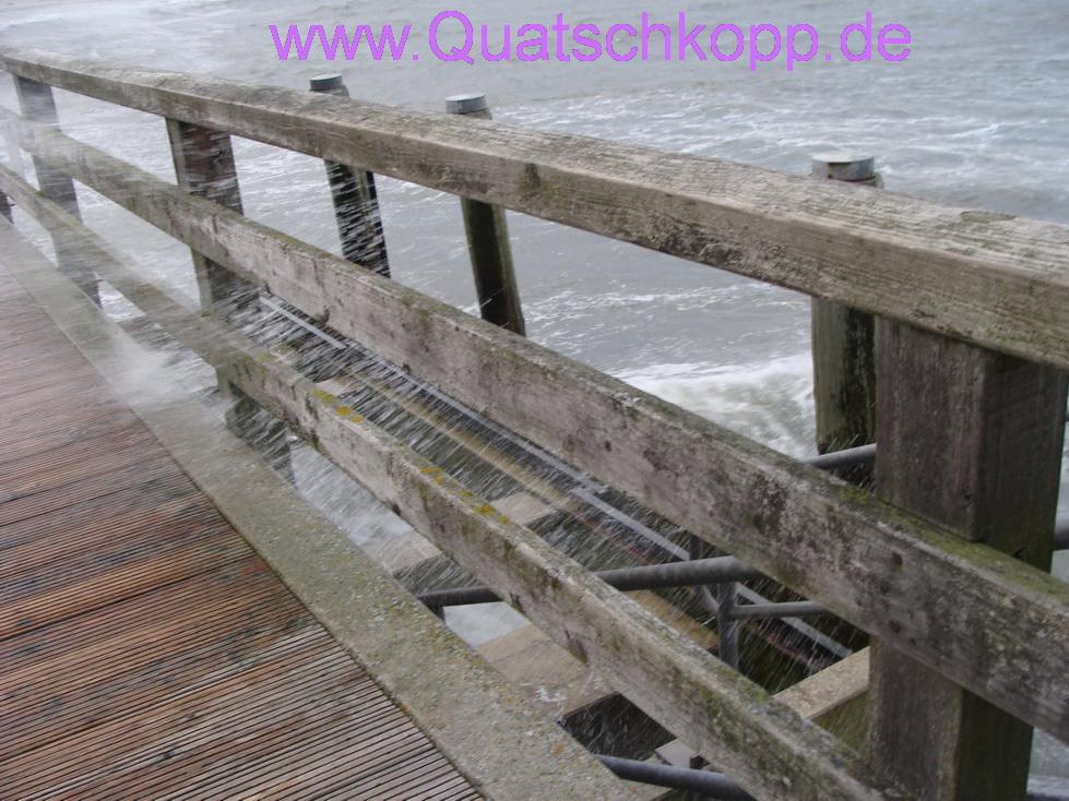2014 Graal Müritz Ostsee Sturm Quatschkopp 08