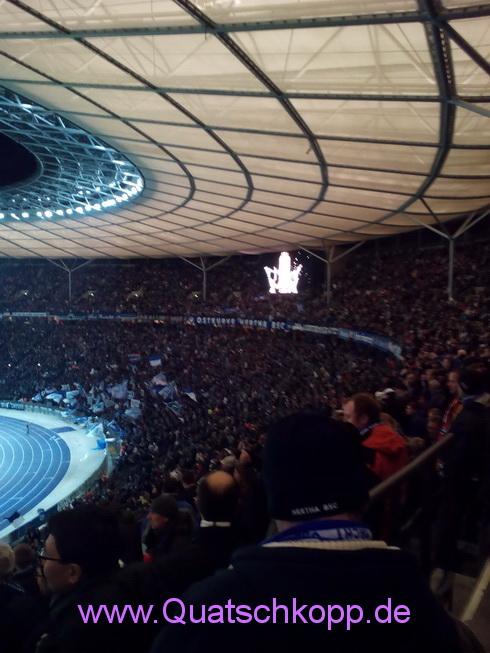 2014 Olypiastadion Hertha BSC FC Bayern München 3