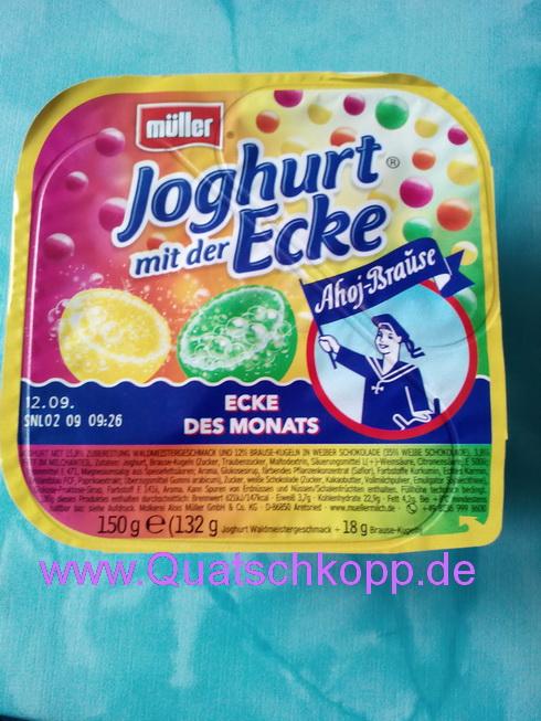 Quatschkopp.de Blog Berlin Müller Milch Joghurt Ahoi Brause 1