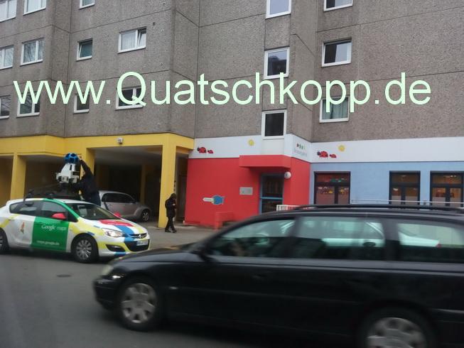 Quatschkopp.de Muddastadt Berlin Google Maps