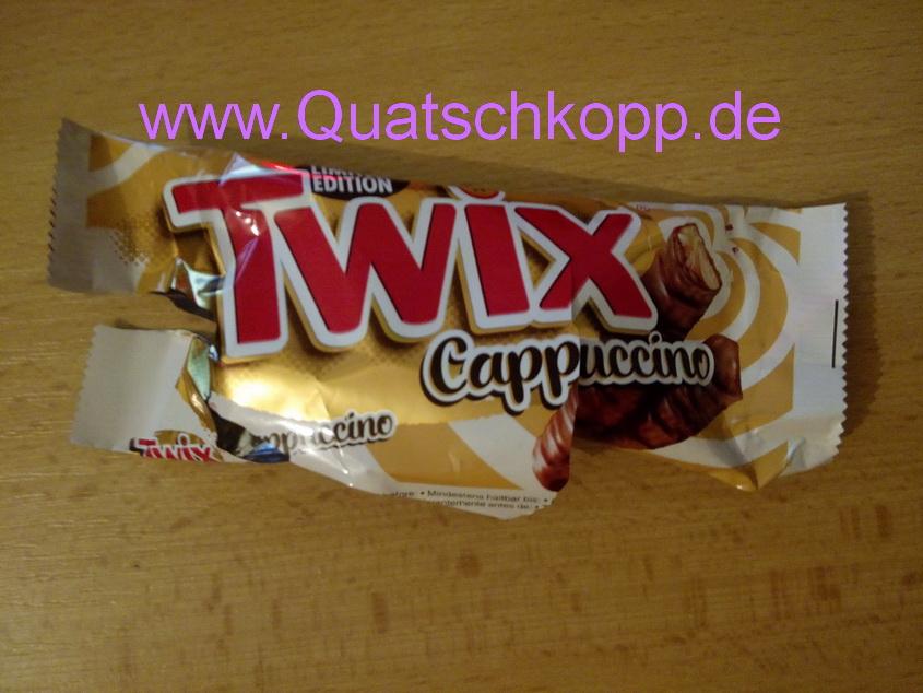 Quatschkopp Blog Muddastadt Twix Cappuccino