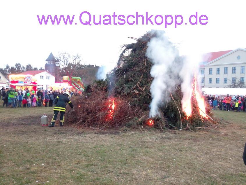 2016 Quatschkopp Berlin Osterfeuer KW 1